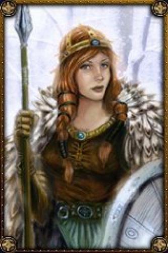 Deities Freyja
