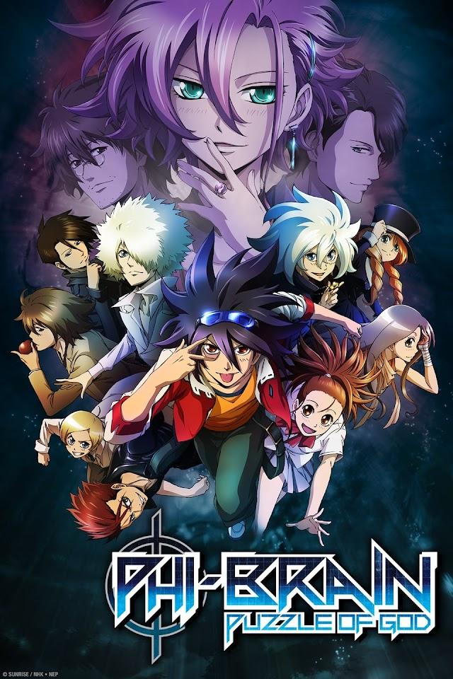 Phi-Brain ~ Puzzle of God Season 3