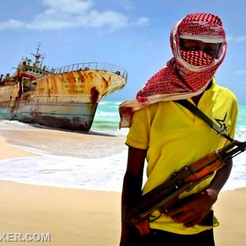 Рассвет и закат сомалийских пиратов