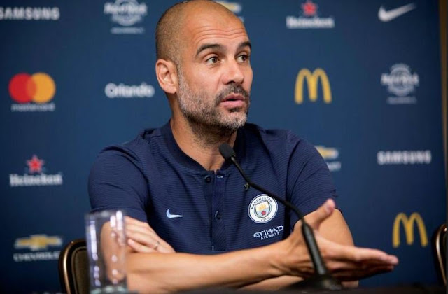 I want to coach Spain in World Cup – Pep Guardiola