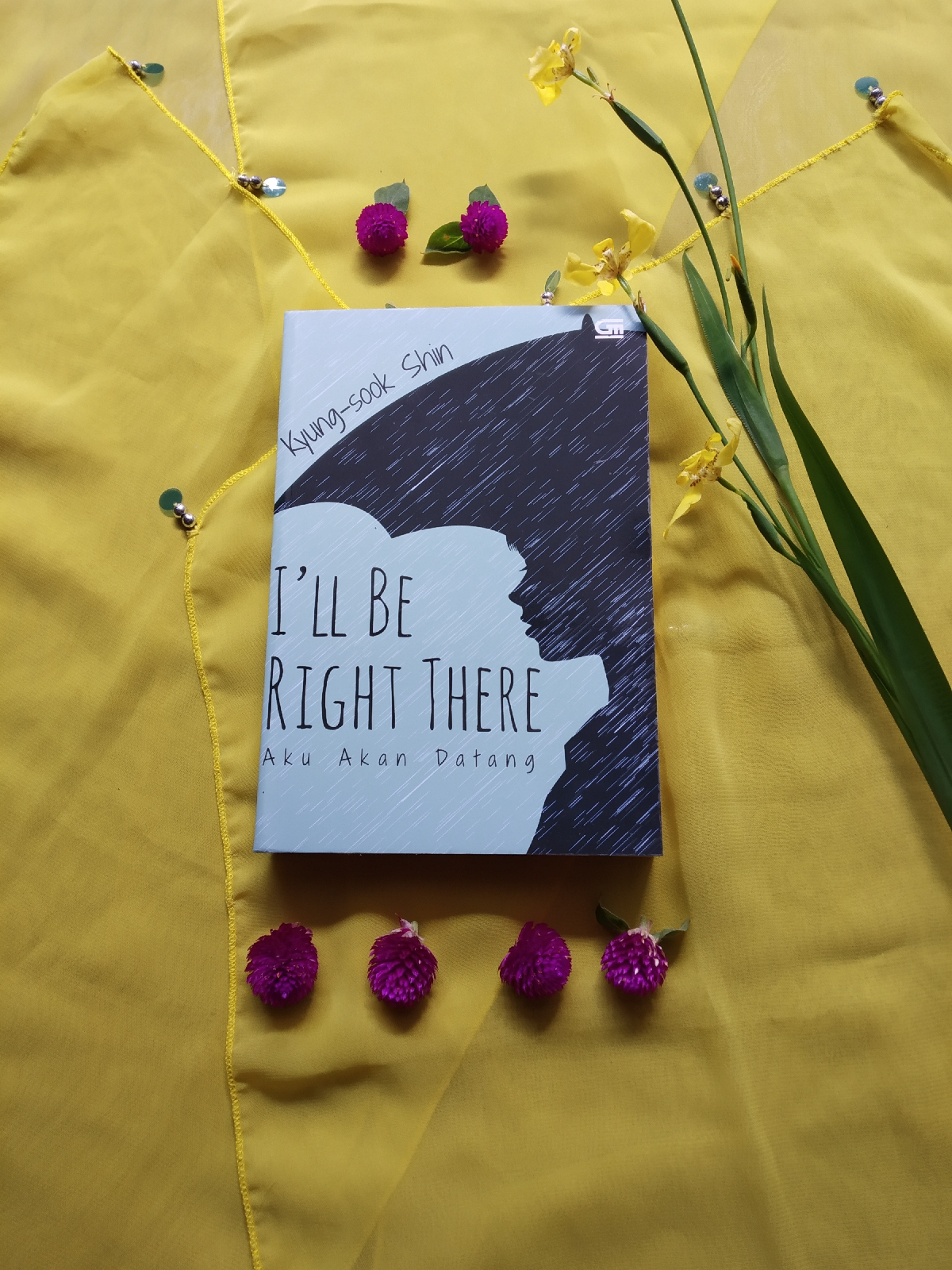 Review Novel I'll Be Right There