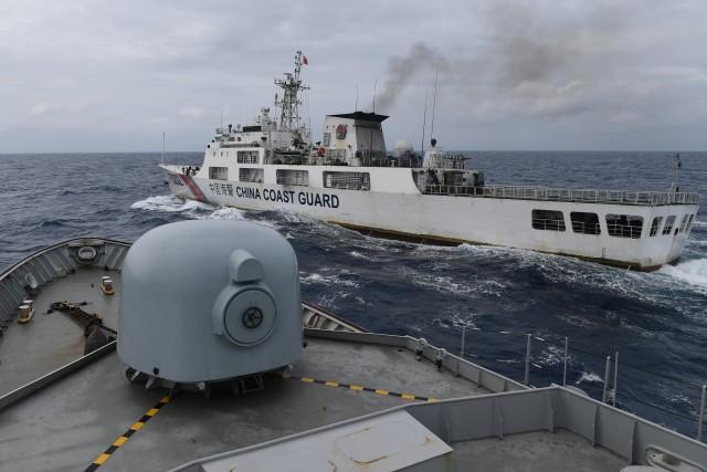 Kapal Tiongkok Berseliweran Lagi di Natuna