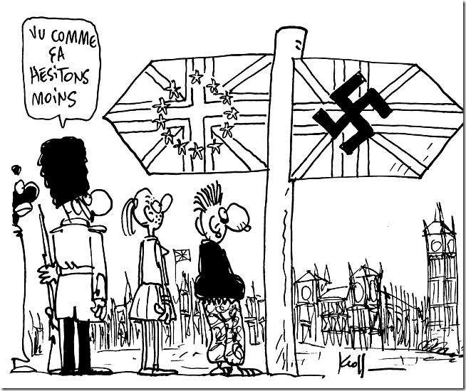 Brexit-nazism