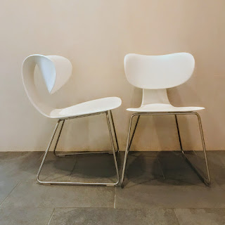 Sawaya and Moroni Maxima Chair Pair