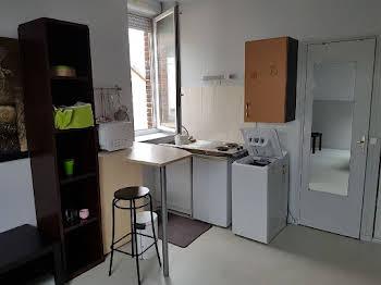 Studio meublé 23,86 m2
