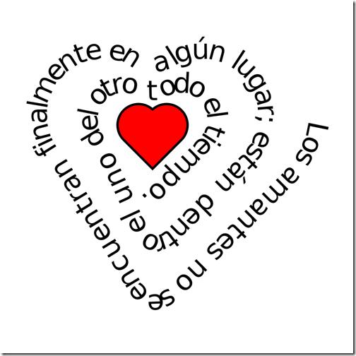 corazon con frases