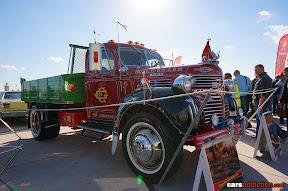 Dodge Truck in Traditional Maltese scheme