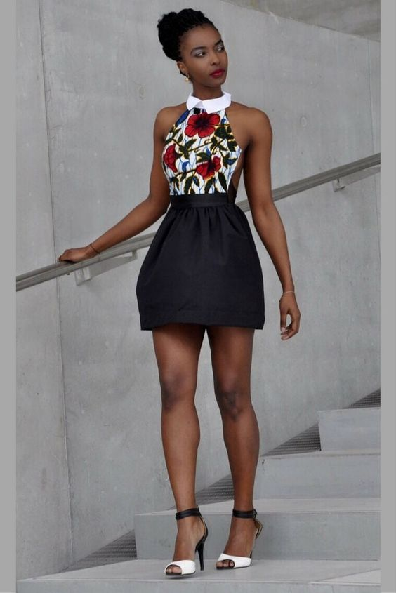 AMAZING BABY DOLL DRESS DESIGNS FOR SEXY AFRICAN WOMEN 4