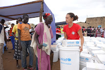 IDP camp management in Juba, South Sudan