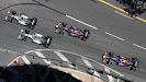 Start of Monaco Grand Prix - 3