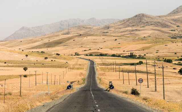 W drodze do Palangan