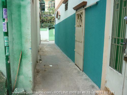 Bán nhà Thích Quảng Đức ,Quận Phú Nhuận giá 2, 1 tỷ - NT56
