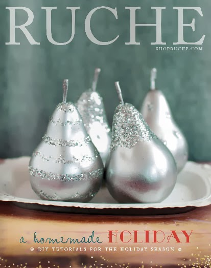 Ruche Homemade Holiday 2013