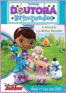 Download – Doutora Brinquedos : A Amizade é o Melhor Remédio DVDRip AVI + RMVB Dublado