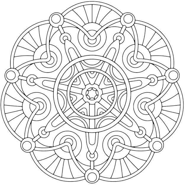 Free Coloring Pages For Adults Printable Image Free Mandala Coloring Pages  For Adults Printables Coloring Pages Printable Free Animals
