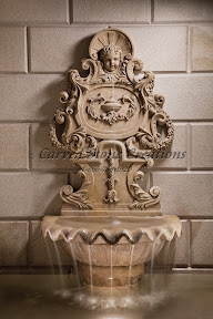 Fountains, Interior, Showroom, wall fountain