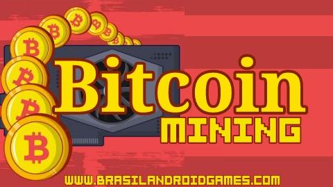 Bitcoin mining Imagem do Jogo