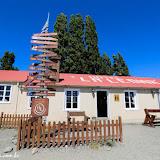 Hosteria La Leona, Ruta 40 rumo a El Calafate, Argentina