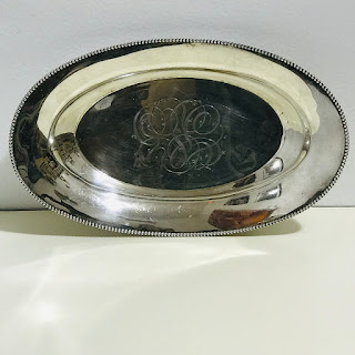Sterling Silver Dish