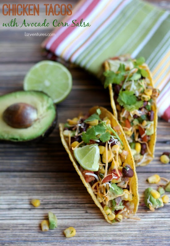 Chicken-Tacos-with-Avocado-Corn-Salsa