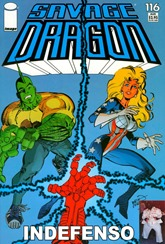 Savage Dragon 116