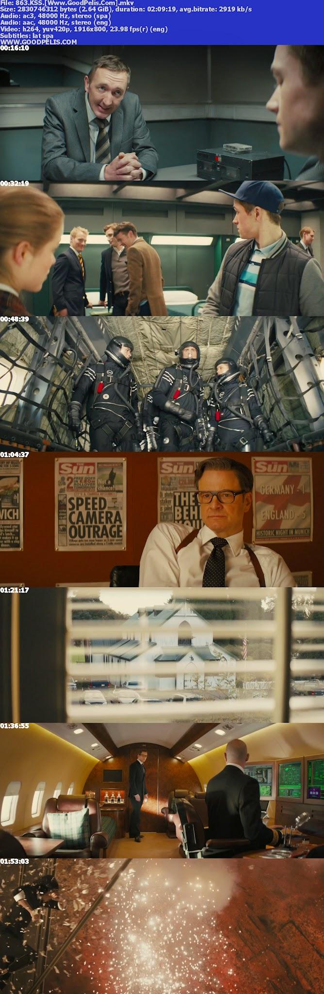 Film Kingsman The Secret Service