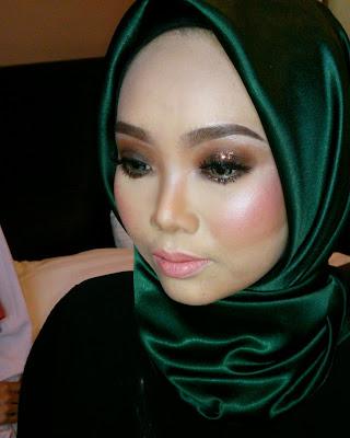 makeup nikah murah, makeup sanding, makeup sanding murah, makeup bertunang