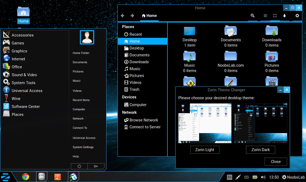 Zorin Os 8 Core And Ultimate Has Been Released Based On
