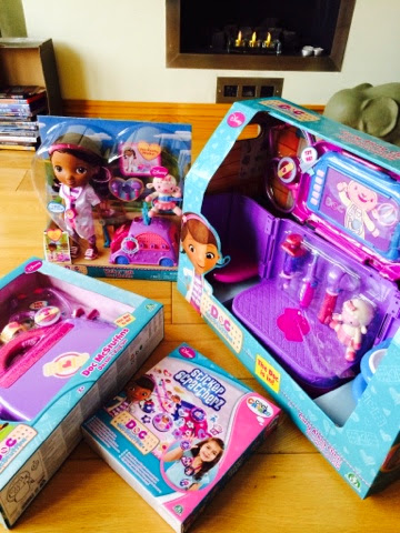 Doc McStuffins Doctober Twitter Party