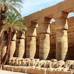 Egypte West naar Oost