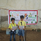 Special Assembly on  Earth Day (Primary, R.C. Vyas) 21.04.2017