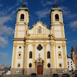 basilika wilten in innsbruck in Innsbruck, Tirol, Austria