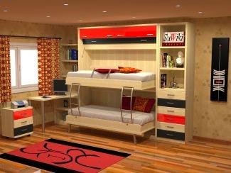 Cama mesa abatible camas autoportantes literas for Camas muebles baratas