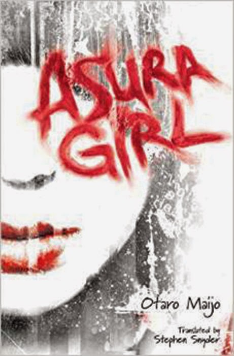 Asura Girl Japanese Book, Bento Box Magazine