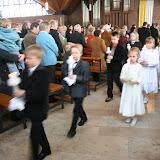 Erstkommunion in Melle am 30.03.2008