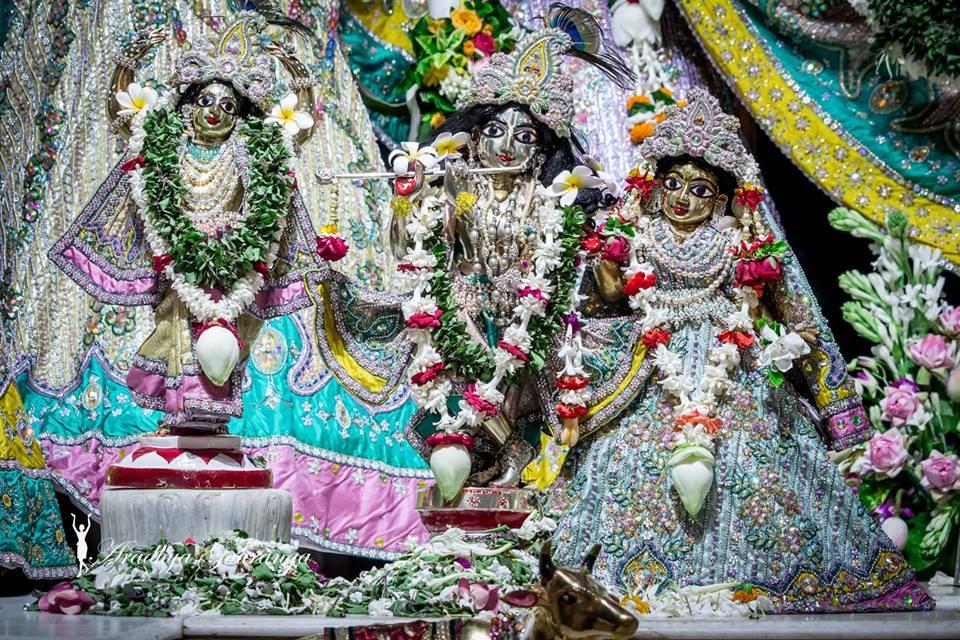 ISKCON Mayapur  Deity Darshan 22 July 2016 (11)