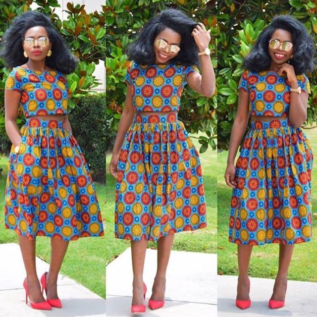 Latest Ankara Styles For Teenagers Styles Art
