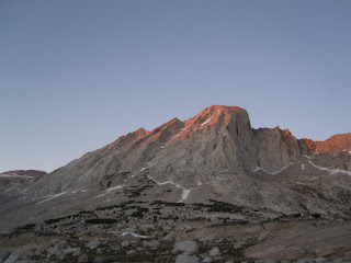 the last rays of sun '©http://backpackthesierra.com
