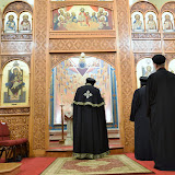 His Holiness Pope Tawadros II visit to St. Mark LA - DSC_0177.JPG