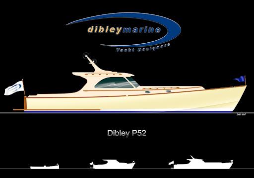 Dibley 52 Weekender Picnic Boat