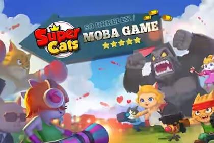 Super Cats v1.0.8 Full Apk Download