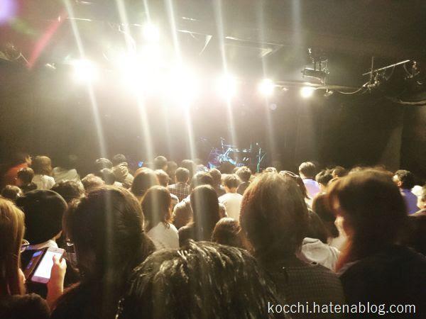 日食なつこ|マニアたちの親睦会ツアー@池下 CLUB UPSET-ライブハウス内