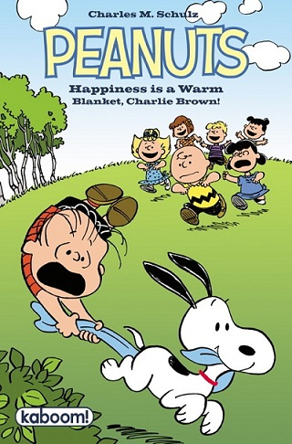 Happiness is a Warm Blanket, Charlie Brown - Peanuts