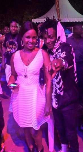 Kalifah Aganaga Announces Collabo With Kenya's Amani - 411 UG