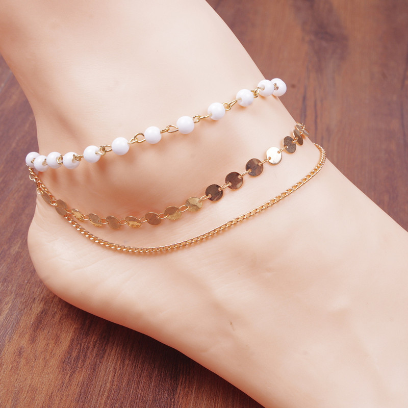 THE BEST CRYSTAL ANKLETS ACCESSORIES FOR CHIC WOMEN 2