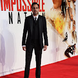 OIC - ENTSIMAGES.COM - Dynamo at the  Mission Impossible - Rogue Nation  Exclusive Screening in London 25th July 2015 Photo Mobis Photos/OIC 0203 174 1069