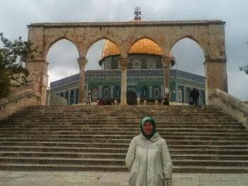 Экскарсия в Иерусалим. На Храмовой горе. Гид в Иерусалиме Светлана Фиалкова