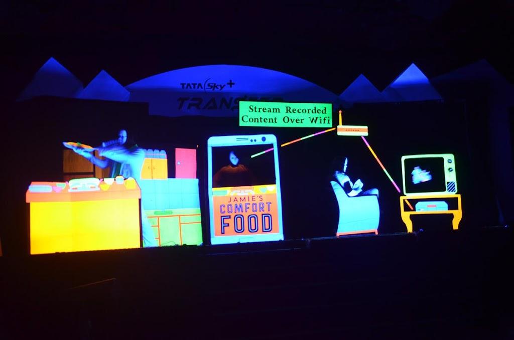 Tata Sky Transfer Product Launch Event - Hotel Paladium 10