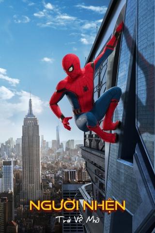 Người Nhện: Trở Về Nhà - Spider-Man: Homecoming (2017)