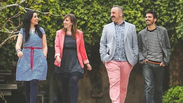 [YAML: gp_cover_alt] Bodas de Cuento, The Wedding Designers